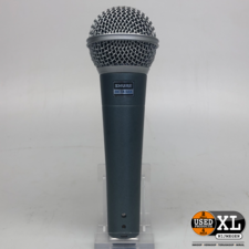 Shure Beta 58a Vocal Zang Microfoon   Nette Staat