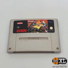 Run Saber Super Nintendo Game | met Garantie