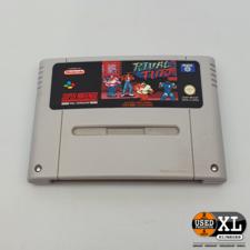 Rival Turf Super Nintendo Game | met Garantie