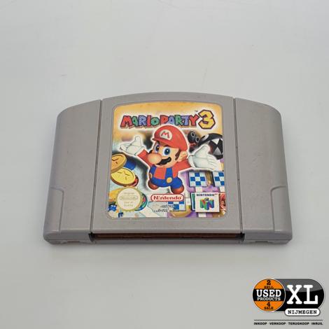 Mario Party 3 Super Nintendo Game | met Garantie