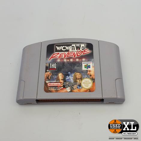 WCW NWO Revenge | met Garantie