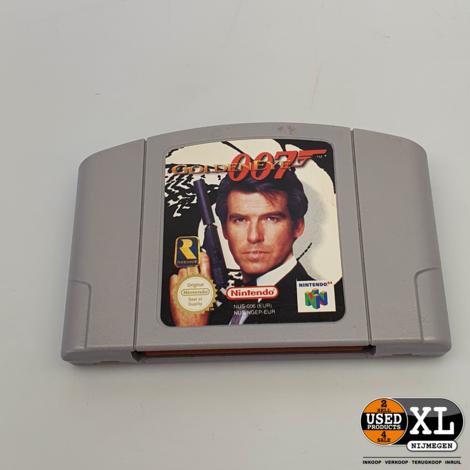 Golden Eye 007 Super Nintendo Game | met Garantie