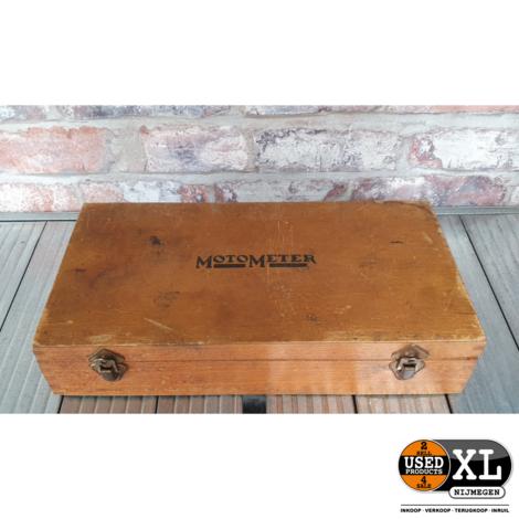MotoMeter Compressiemeter Compressietester | met Garantie