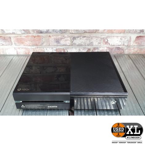 Xbox One 500GB Zwart incl. Controller   met Garantie