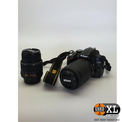 Nikon D3200 Digitale Camera   met Garantie