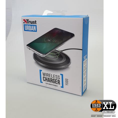 Trust Urban Wireless Charger Telefoon | Nieuw in Doos