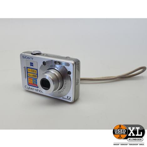 Sony DSC-W70 Digitale Camera | met Garantie