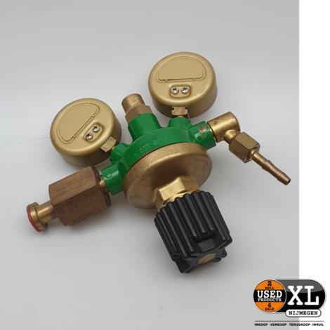 Gloor reduceerventiel GL5130 0-16/10 Bar | Nette Staat