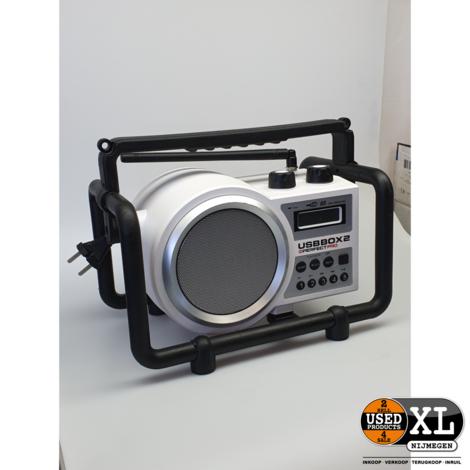 Perfect Pro USBBOX 2 Radio   Nette Staat