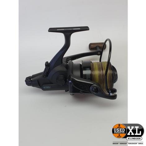 Mitchell Avocast FS7000 Black Vrijloopmolen   Nette Staat