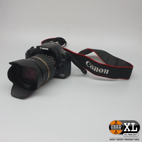 Canon Eos 450D incl Tamron 18-200 Lens   Nette Staat