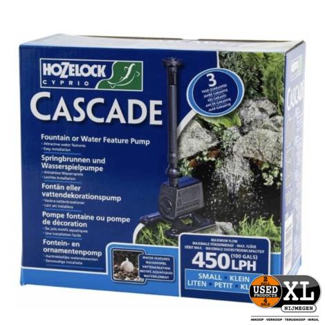 Hozelock Fonteinpomp Cascade 450 | Nieuw in Doos