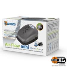 SuperFish Air-Flow Mini Luchtpompt Aquarium | met Garantie