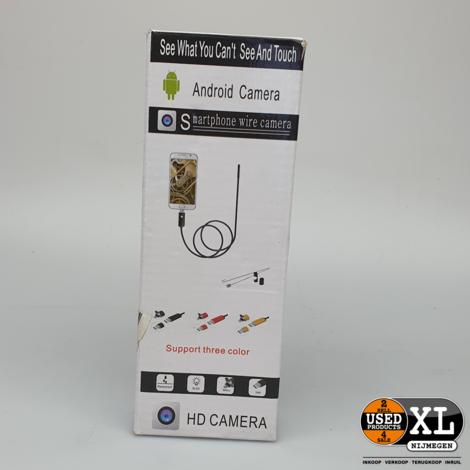 Android Smartphone Wire HD Camera | met Garantie
