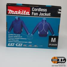 Makita DFJ304ZM Geventileerde Jas | Nieuw in Doos