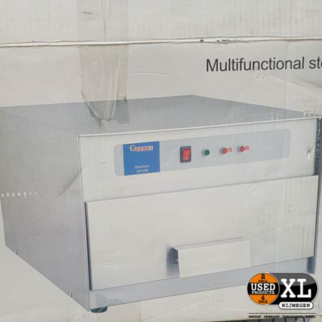 Hendi Multifunctionele sterilisator   Nieuw in Doos