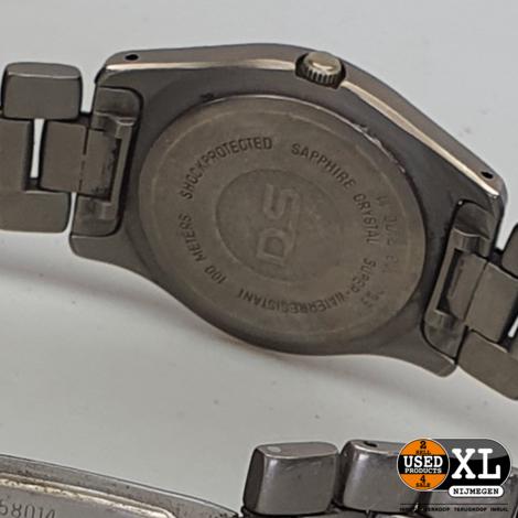 Certina DS Titanium Unisex Horloge | met Garantie