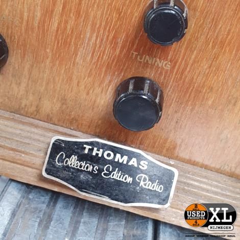 Thomas Pacconi Collectors Edition Cathedral Radio 1980s