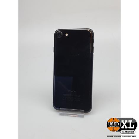 iPhone 7 128GB Zwart | met Garantie