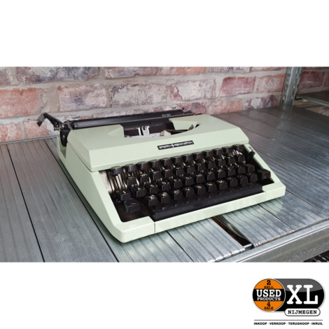 Sperry Remington Typmachine Vintage   met Garantie