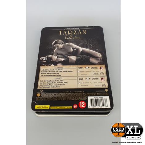 DVD Box Tarzan Limited Edition | Complete Collectie