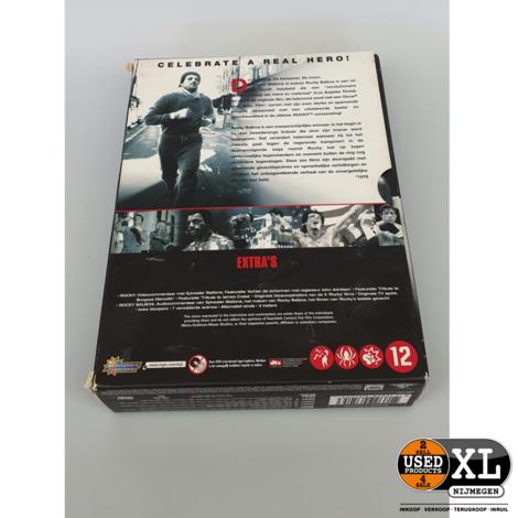 DVD Box Rocky Deel 1 t/m 6   Complete Box