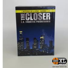 DVD Box the Closer Seizoen 1 t/m 7 | Complete Box