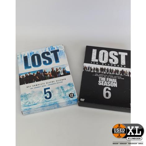 DVD Box Lost Seizoen 1 t/m 6   Complete Box