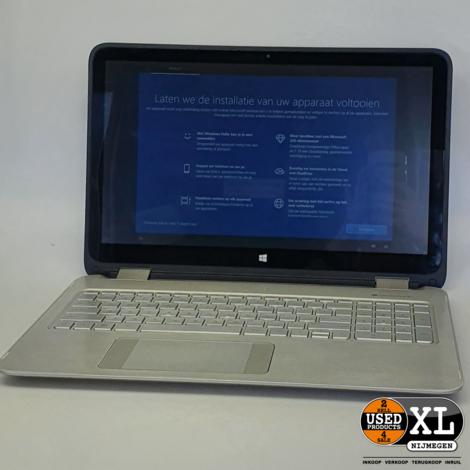 HP Envy X360 Touchscreen Laptop   8GB 500GB   met Garantie