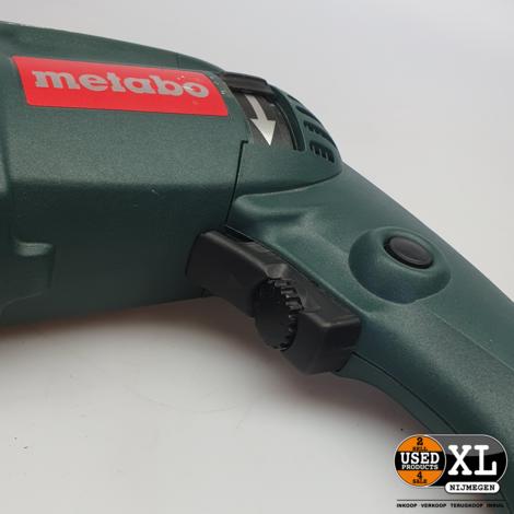 Metabo SBE 705 Klopboormachine | Nette Staat