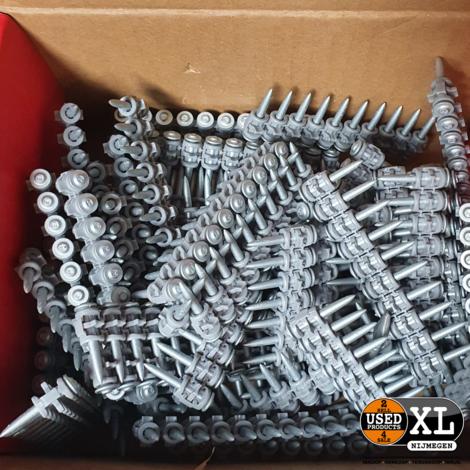 Hilti X-P 24 B3 MX Betonnagels 400 stuks | Nieuw in Doos