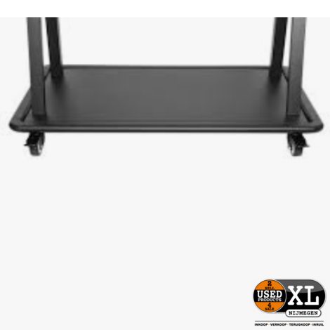 Neomounts by Newstar - NS-M4000BLACK Vesa compatible floor stand