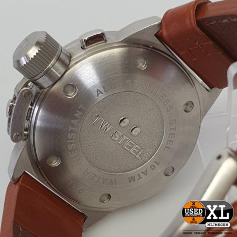 TW Steel TW 6 Heren Horloge   Nette Staat