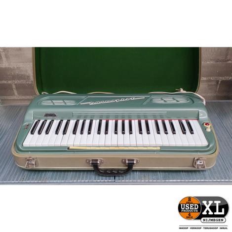 Köstler Typ 503 Harmophone Accordeon Jaren 50   Vintage
