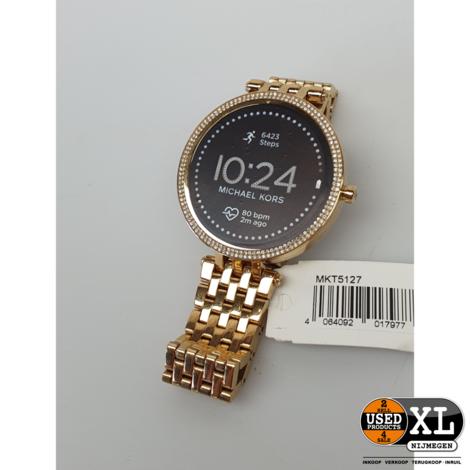 Michael Kors MKT5127 Smart Watch   NIeuw in Doos