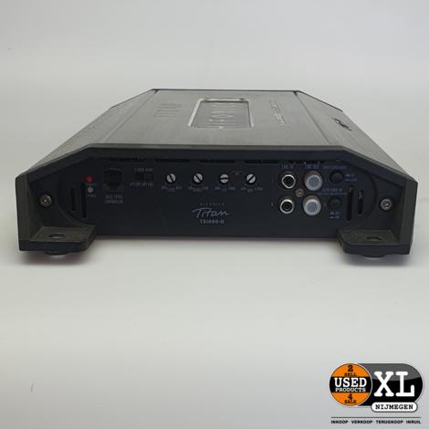 Hifonics Titan II TSi600-II 2 kanaals Versterker
