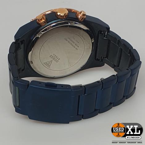 Guess Herenhorloge W0377G4 | Nette Staat