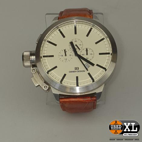 Danish Design IQ15Q713 Herenhorloge   met Garantie