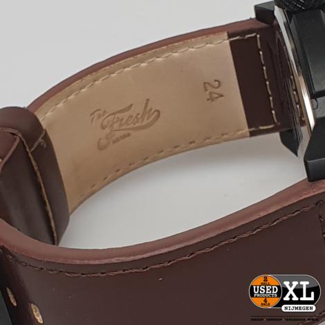 The Fresh Brand BFR5002 Herenhorloge   met Garantie