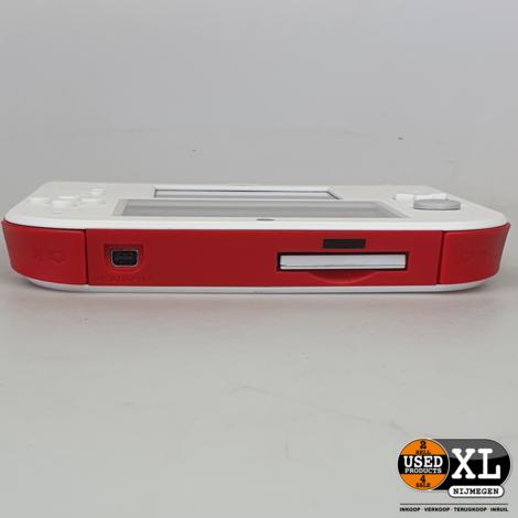 Nintendo 2DS Spelcomputer Rood | met Garantie