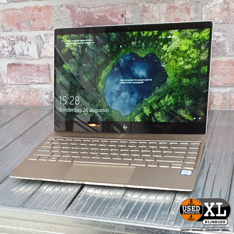 HP Envy AD031ND Laptop   8GB 512GB   Nette Staat