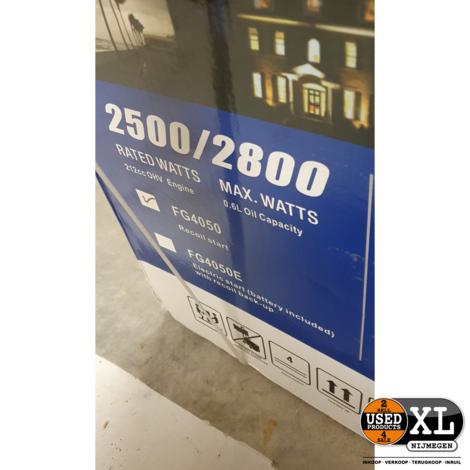 Ford FG4050 2800 Watt Aggregraat | Nieuw in Doos