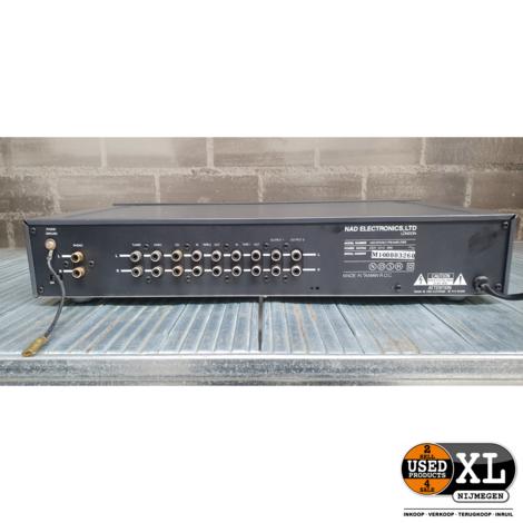 NAD 1000 Monitor Series Preamp Voorversterker   incl Garantie