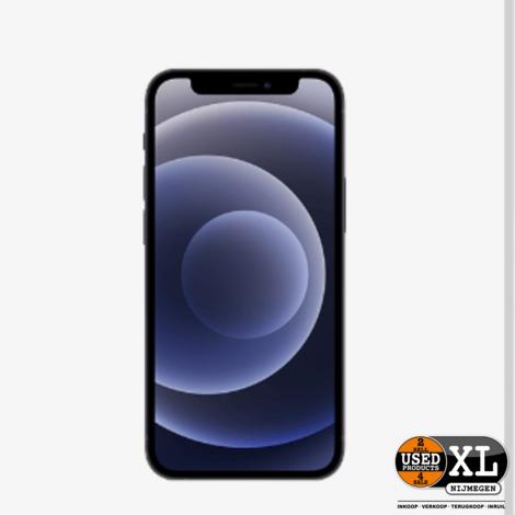 iPhone 12 Mini 64 GB Black | Nieuw in Seal