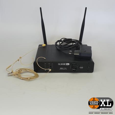 Line 6 XD-V55 Wireless Set incl Headset   incl Garantie