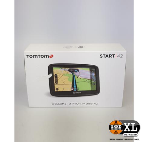 TomTom Start 42 Navigatiesysteem | Nieuw in Doos