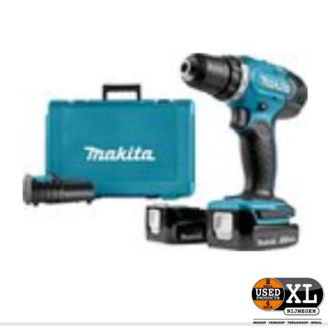 Makita DDF343SYE Boor/Schroefmachine | Nieuw in Doos