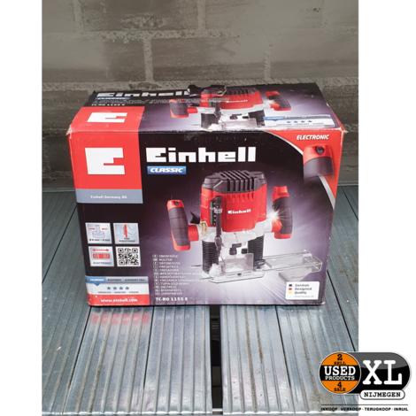 Einhell Classic TC-RO 1155 E Freesmachine | Nieuw in Doos