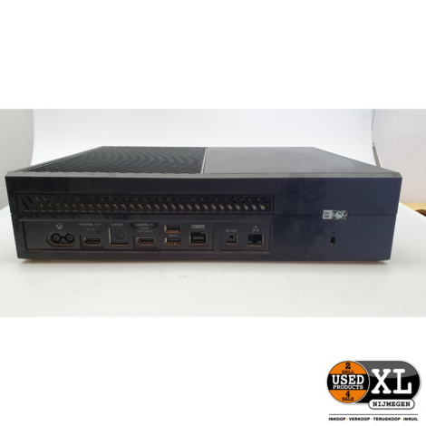 Xbox One 500GB incl. Controller | met Garantie