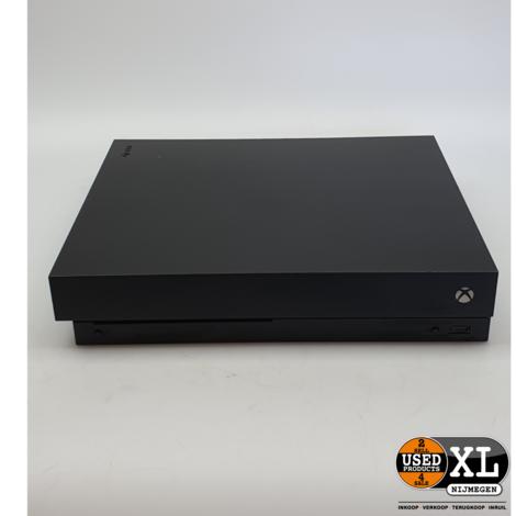 Xbox One X 1TB incl. 2 Controllers | met Garantie